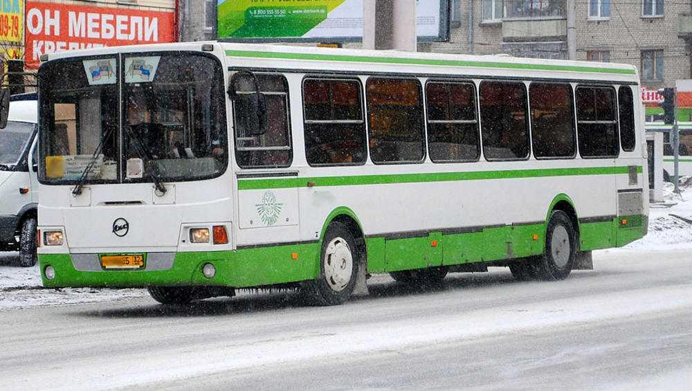 В Брянске проезд в автобусах и троллейбусах подорожал до 22 рублей