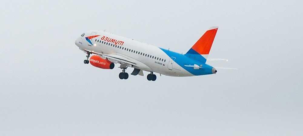 Брянцам предложили авиабилеты до Сочи за 2 тысячи рублей