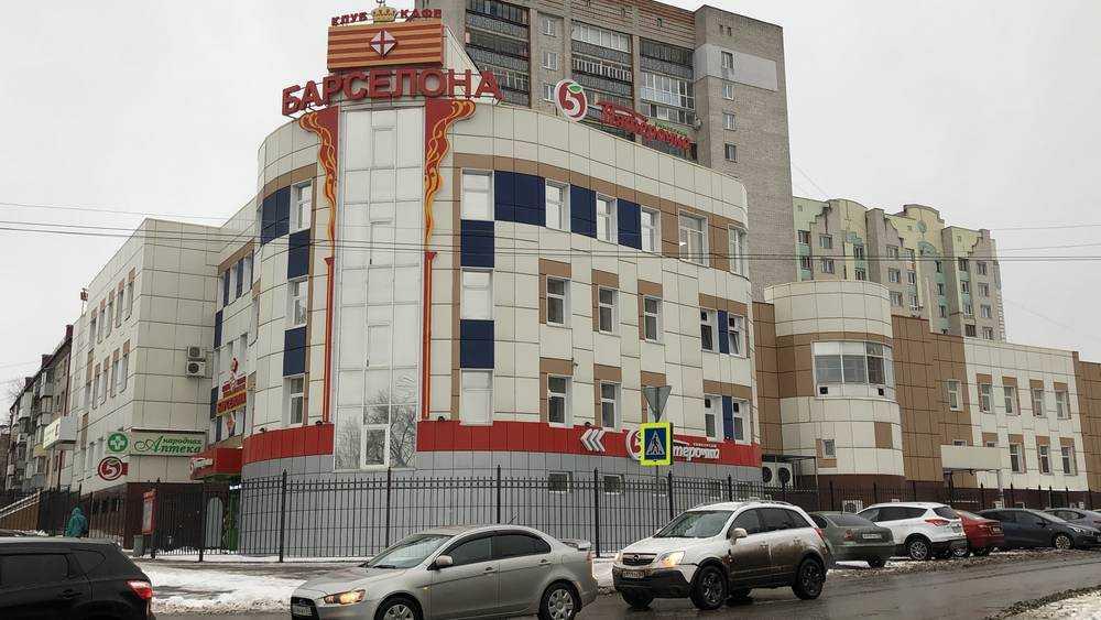 За 240 миллионов рублей в Брянске выставили на продажу «Барселону»