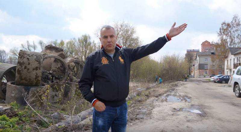 Брянского блогера Коломейцева задержали на 48 часов