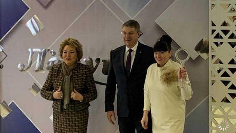 Матвиенко назвала Брянскую область лидером в строительстве детсадов