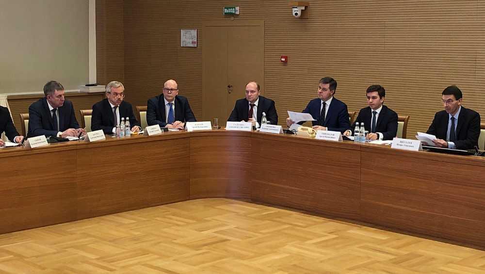 Брянский губернатор Богомаз в Москве обсудил план роста инвестиций