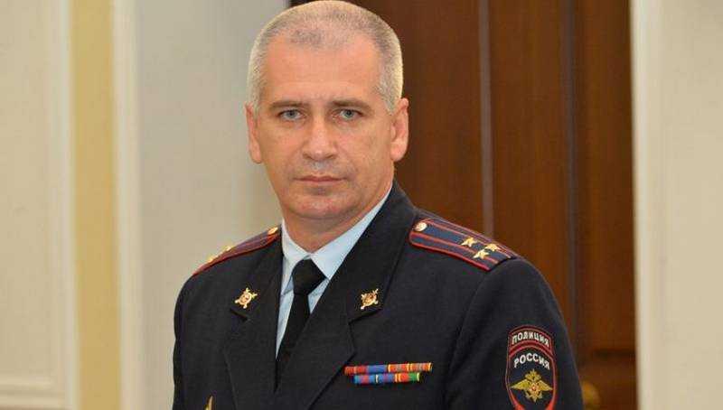 Бывший брянский милиционер получил генеральские погоны