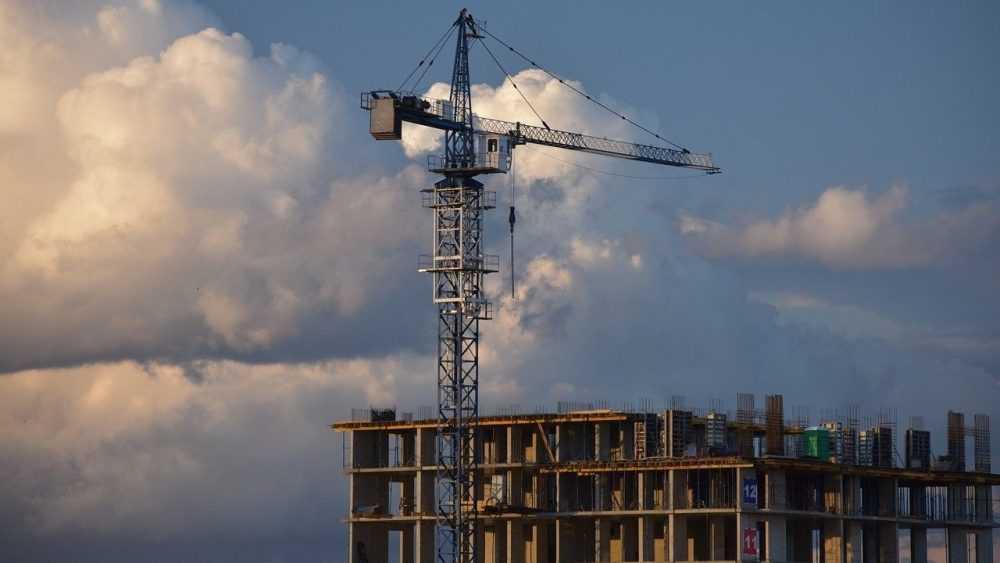 В Брянской области снизились темпы строительства