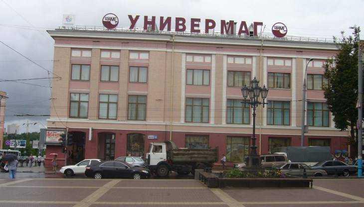 В Брянске пьяницу задержали за дебош в пиццерии ЦУМа