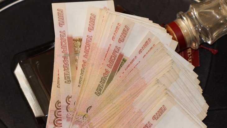 С брянских подпольных банкиров взыщут в казну более 11,5 млн рублей