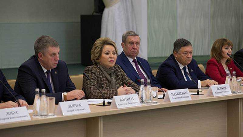 Матвиенко: Публикация документов о войне заставит многих извиняться