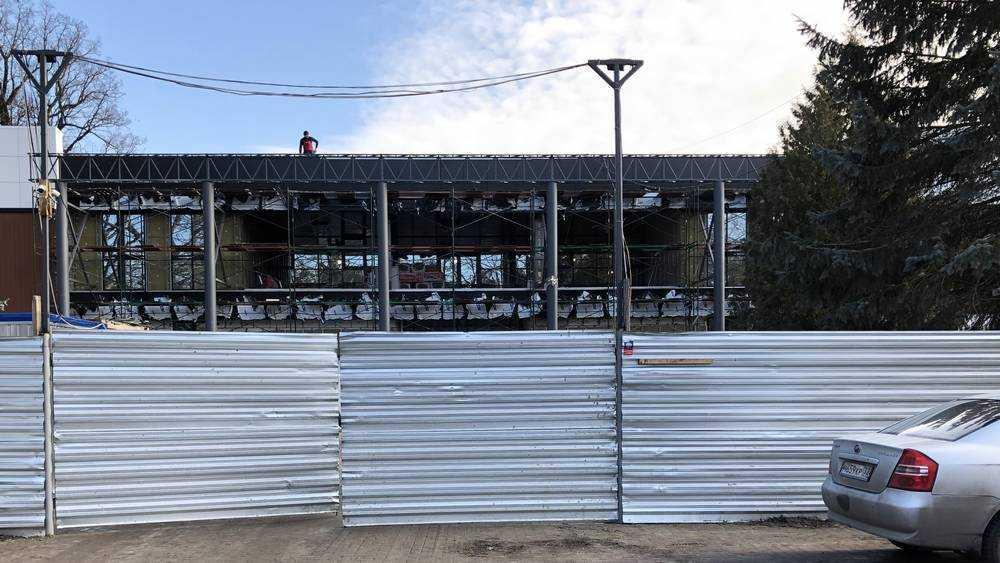 В Брянске откроют самый большой ресторан города с концертным залом
