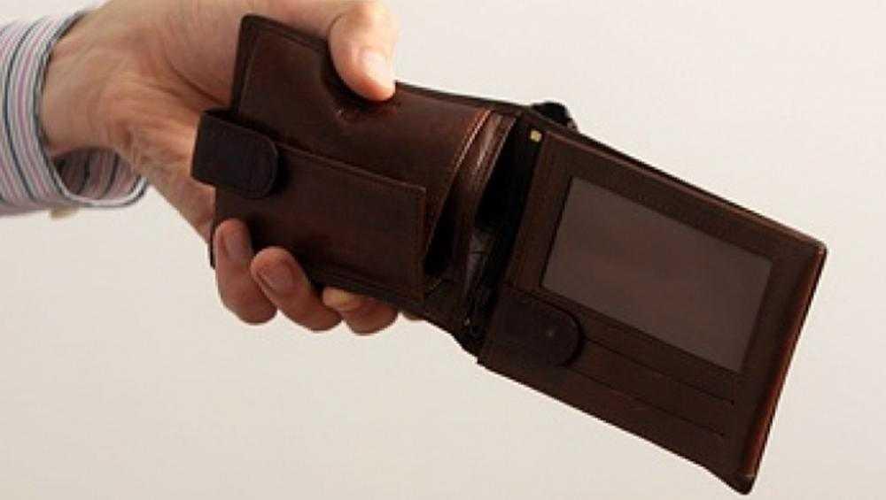 В Брянске выявили 12 фирм с подозрительно низкой зарплатой