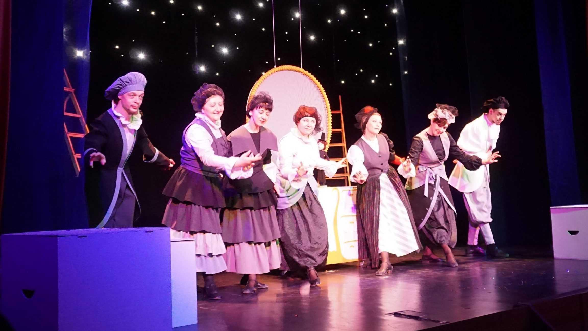 Брянский театр кукол отправится на гастроли в Тольятти