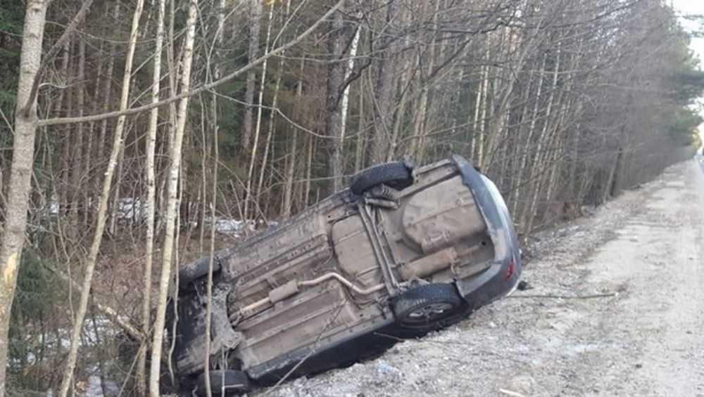 Под Дятьковом из-за высокой скорости погиб молодой автомобилист
