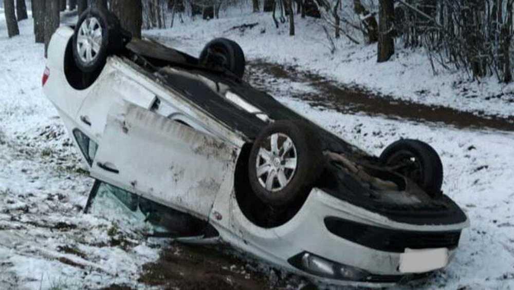 В ГИБДД брянских водителей предупредили об ухудшении погоды