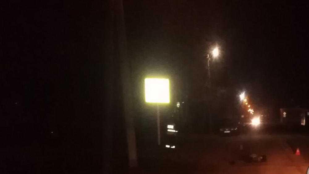 Полиция Новозыбкова начала поиск очевидцев наезда на пешехода