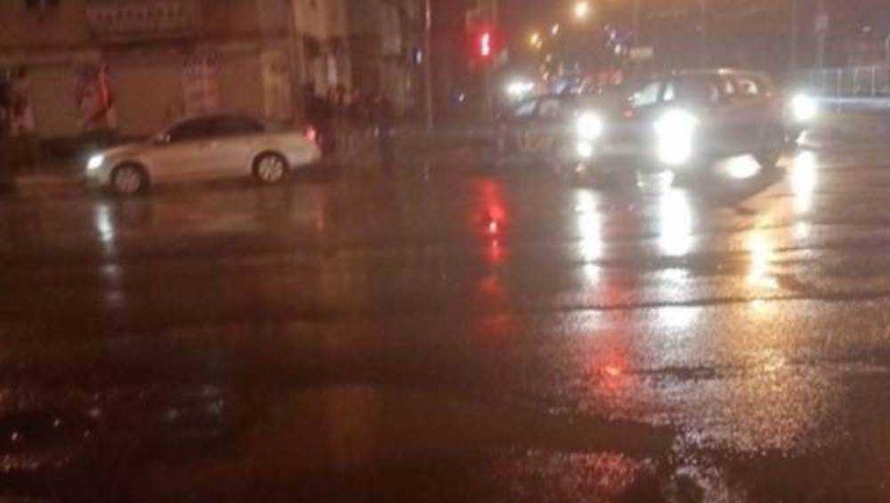 В Володарском районе Брянска водитель такси попал в ДТП