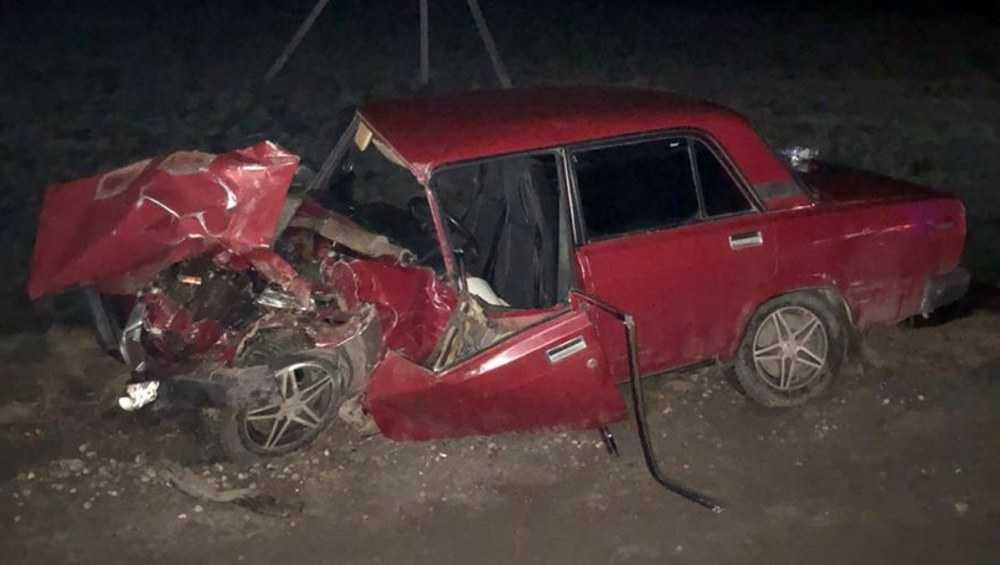 Под Комаричами погиб 43-летний водитель ВАЗ–21074