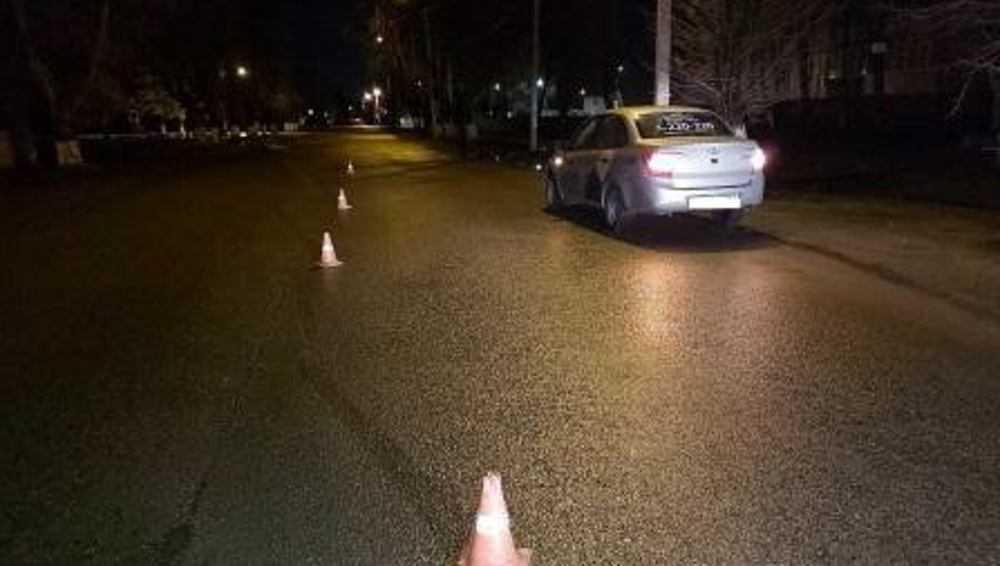 В Брянске на выходных автомобили сбили двоих пешеходов