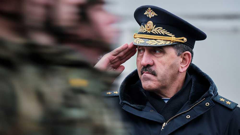 Заместитель министра обороны Евкуров проверил воинскую часть в Клинцах