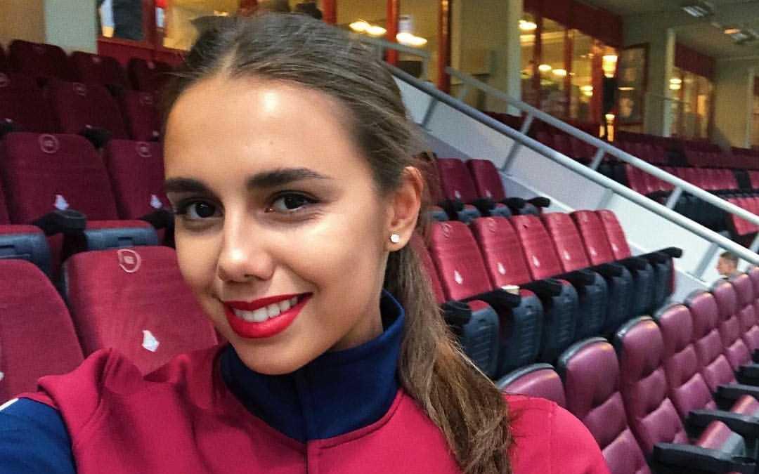 Олимпийская чемпионка Маргарита Мамун удивит брянских гимнасток