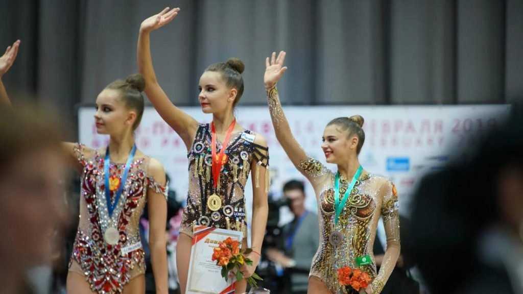 Украинские националисты растерзали собственных гимнасток
