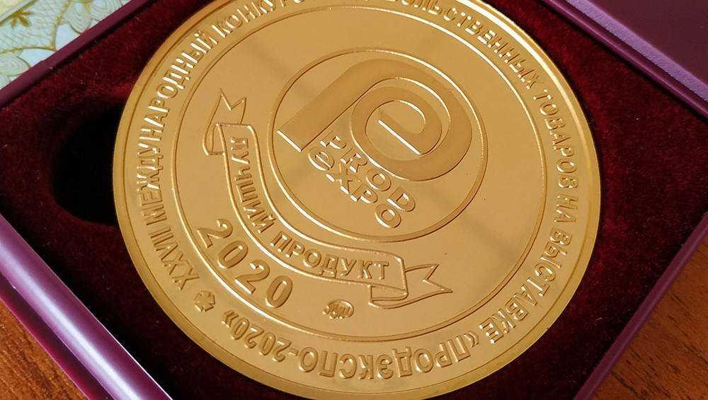 Брянский хлеб и батон получили золотые медали на выставке в Москве