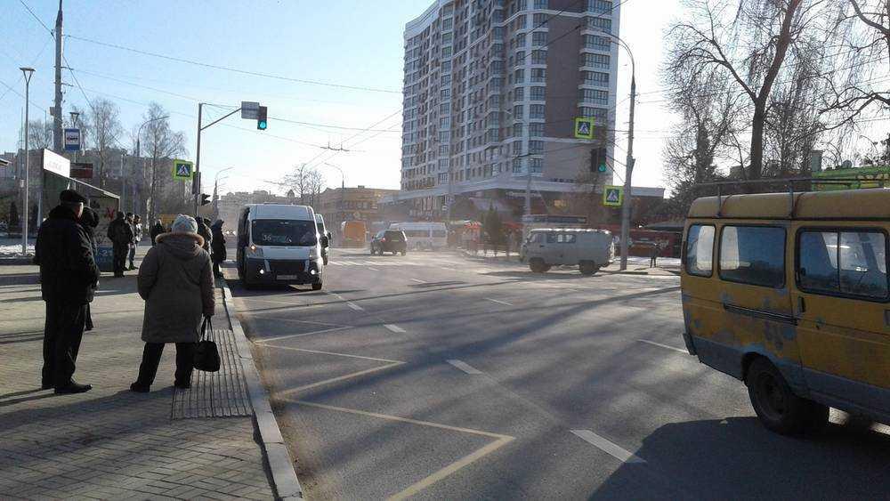 В Брянске пожаловались на пыльные дороги