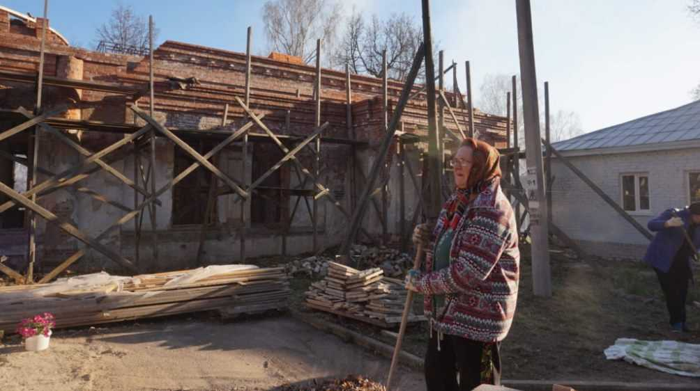 Брянцы попросили о помощи в восстановлении храма в посёлке Рогнедино