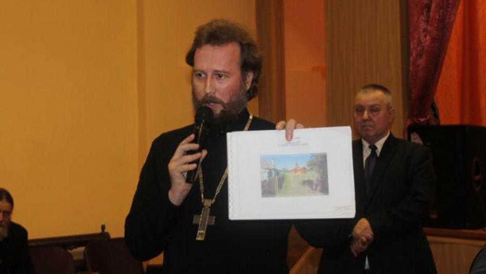 В карачевской деревне построят храм для смягчения злых сердец