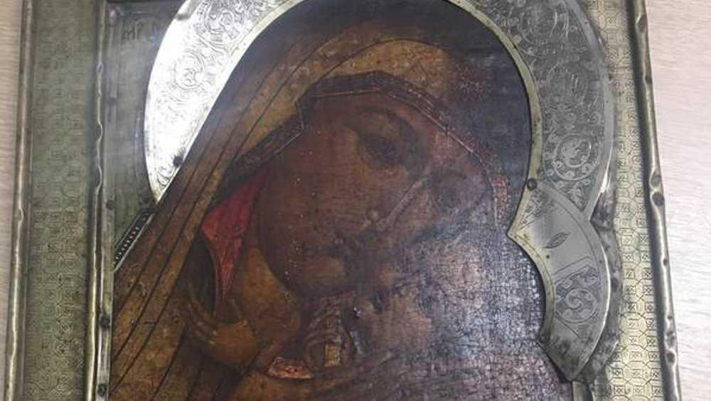 Через Брянскую область не прошла контрабанда икон и церковной утвари