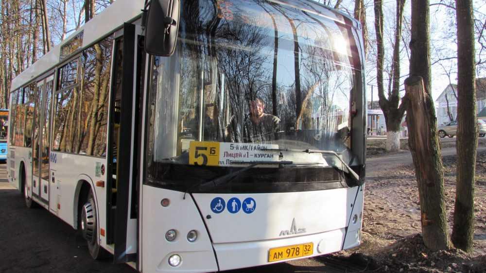 В «Мегаполис-Парк» теперь ходят городские автобусы