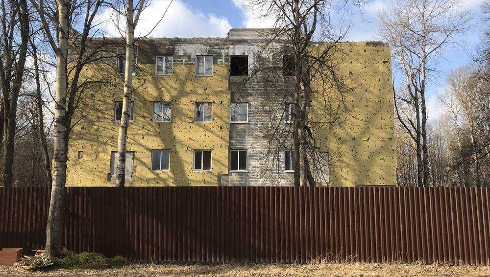 Раскрылась тайна мрачного здания в брянском парке «Соловьи»
