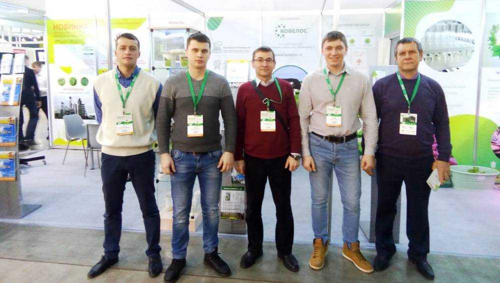 Брянские предприниматели представили свою продукцию на международной выставке