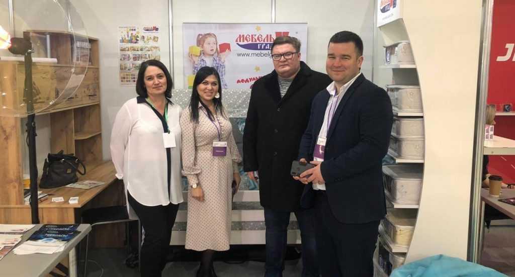 Брянская компания «Мебельград» покорила Международную выставку «KIDS RUSSIA-2020»