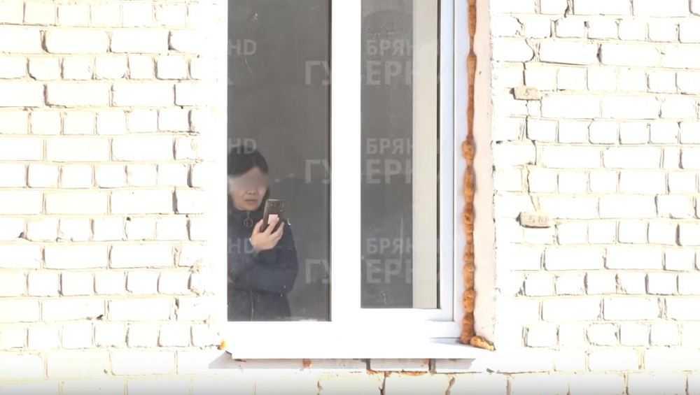 В Брянске сняли видео пребывания в больнице заболевшей китаянки