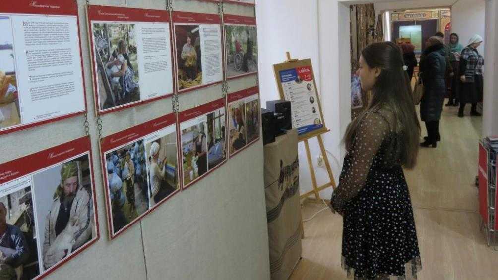 В Брянске открылась православная выставка-ярмарка «Кладезь»