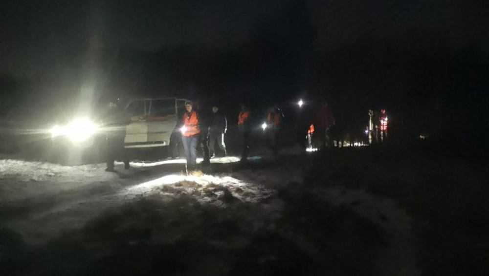 В Брянске ночью успешно провели поиски загулявшего подростка