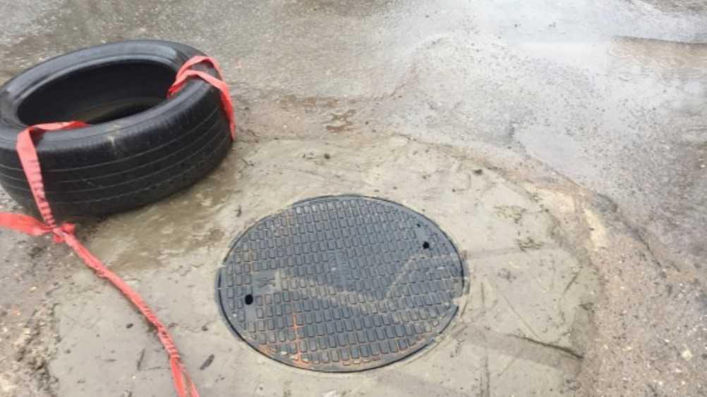 Власти Брянска прекратили «рыбалку» на улице Фокина
