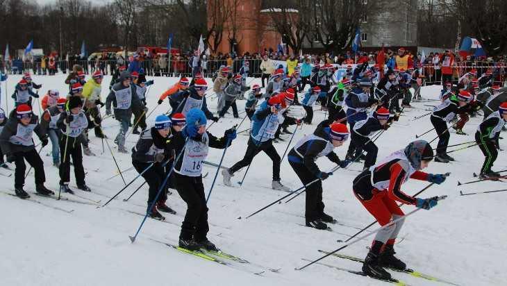 В Брянске отменили гонку «Лыжня России – 2020»