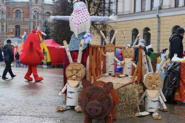 Жителей Брянска пригласили на Широкую Масленицу