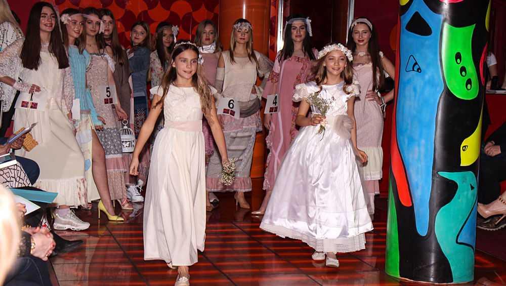 Брянские модели покорили Мадрид
