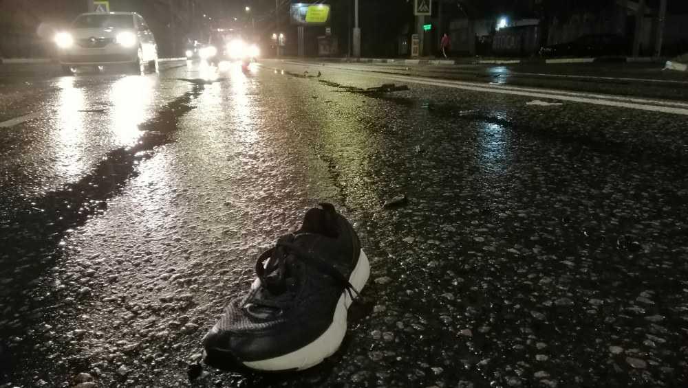 В Брянске два пешехода были сбиты автомобилями