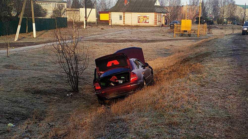 Перевернувшийся в Локте автомобиль вызвал скандальные обвинения