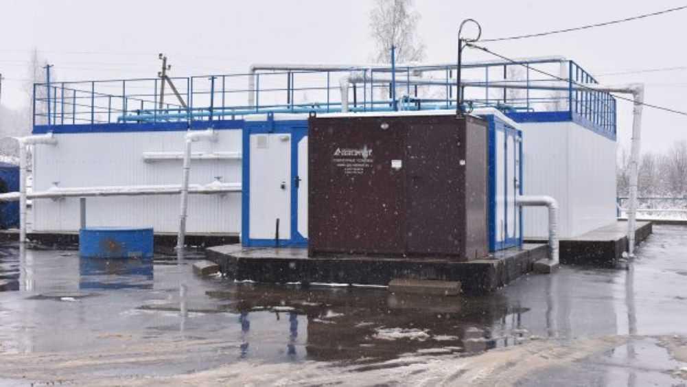 В Суземке Брянской области построят очистные сооружения за 47 млн рублей