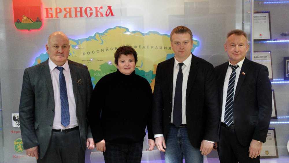 Мэр Пензы приехал в Брянск за опытом организации транспорта