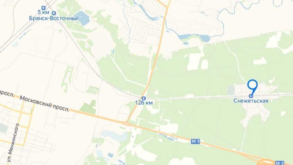 В Брянске ограничат движение автомобилей на переезде за мясокомбинатом