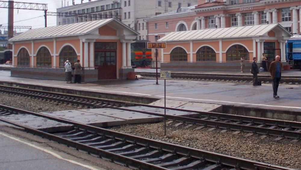 На станции Брянск-Орловский на пассажира напал уголовник с ножом
