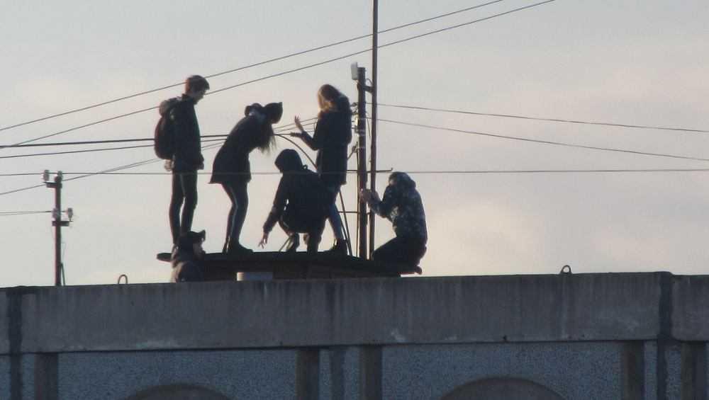 В Брянске власти заставят УК заблокировать свободный доступ на крыши