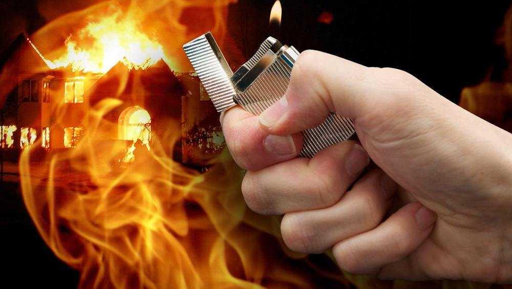 Жирятинскую поджигательницу суд наказал условным лишением свободы