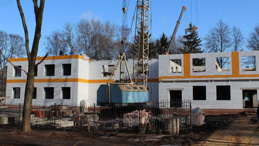 В Стародубе построят новую поликлинику и дом с квартирами для врачей