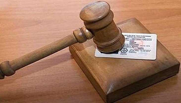 В Брянском районе суд отобрал водительские права у молодой алкоголички