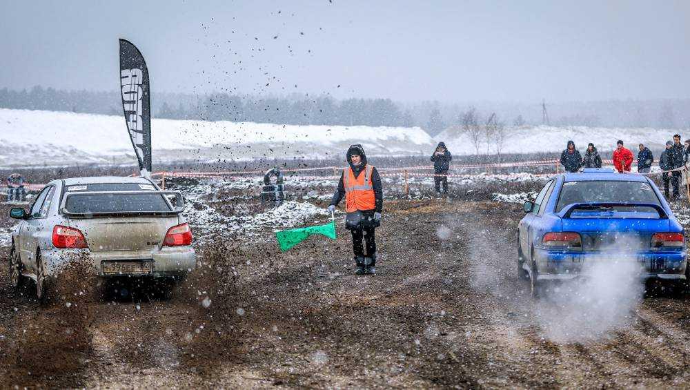 Под Брянском прошел первый этап Кубка по ралли-спринту «Форсаж 32»
